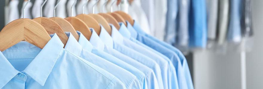 Nettoyage de vêtements de travail